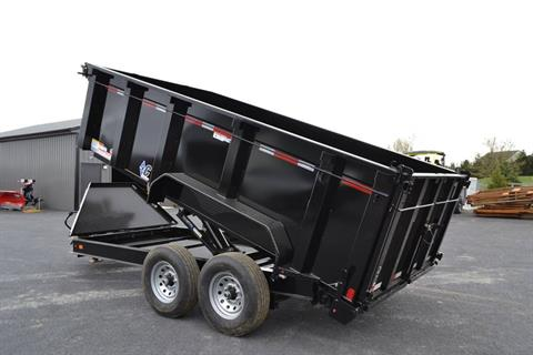 2018 Diamond C 14X82 24LPD Dump Trailer 44HS* in Harrisburg, Pennsylvania - Photo 18