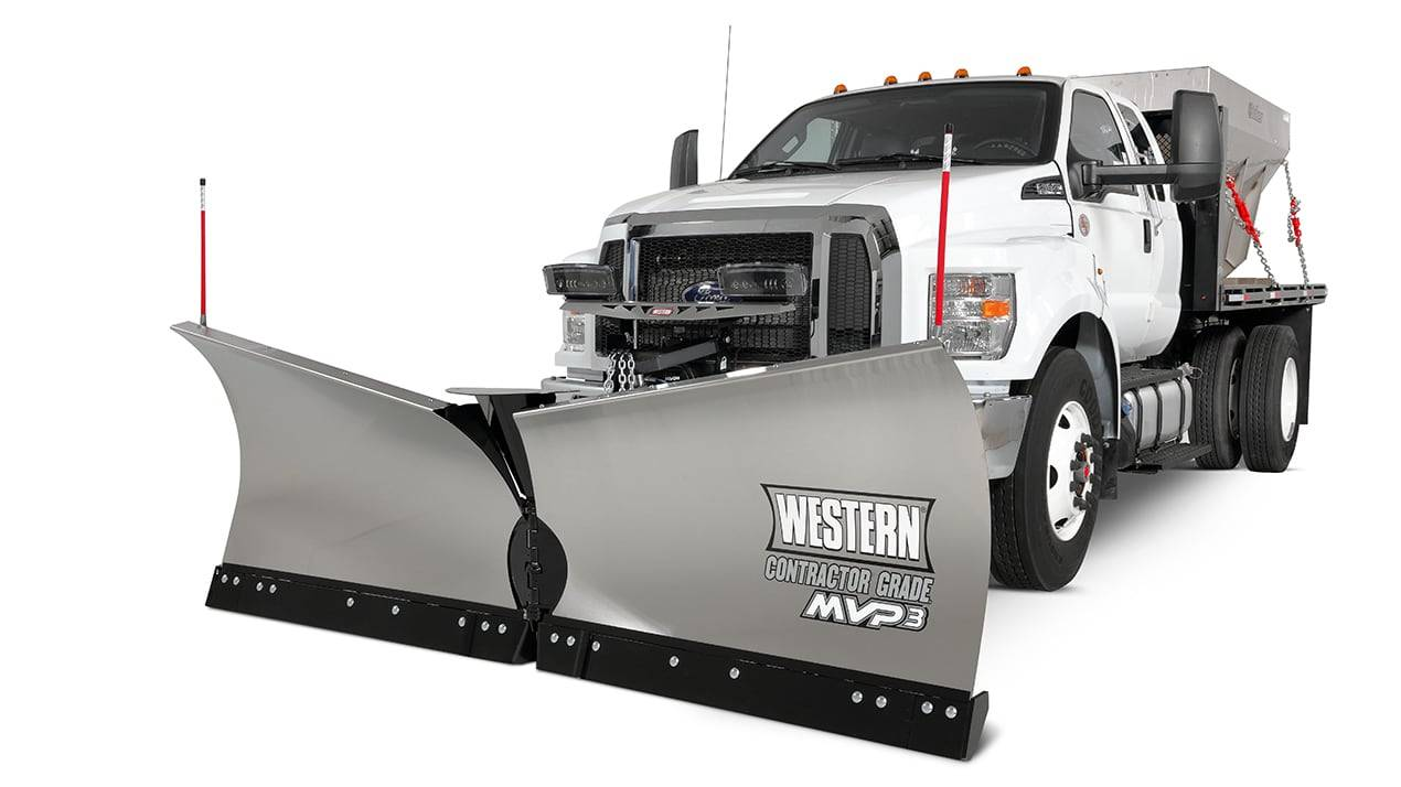 2021 Western Snowplows MVP3 in Harrisburg, Pennsylvania - Photo 9