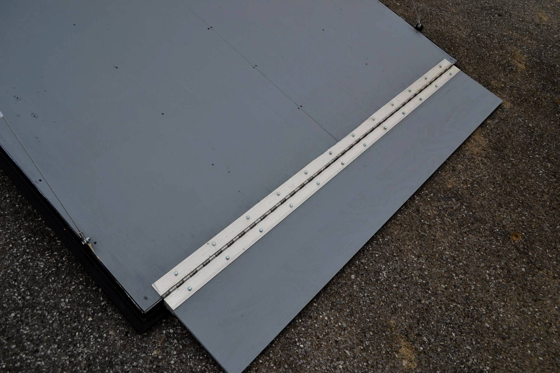 "2021 Car Mate Trailers 7x16 Enclosed Cargo Trailer Ramp +12"" in Harrisburg, Pennsylvania - Photo 9"