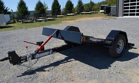 2019 Diamond C 10X77 DSA Equipment Trailer 7K in Harrisburg, Pennsylvania - Photo 3