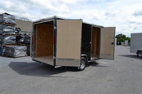 2020 Look Trailers 7X12 STDLX Cargo Trailer Double Door +6 in Harrisburg, Pennsylvania - Photo 3