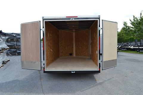 2020 Look Trailers 7X12 STDLX Cargo Trailer Double Door +6 in Harrisburg, Pennsylvania - Photo 4