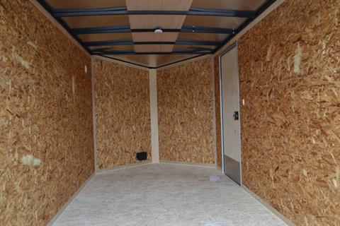 2020 Look Trailers 7X12 STDLX Cargo Trailer Double Door +6 in Harrisburg, Pennsylvania - Photo 5