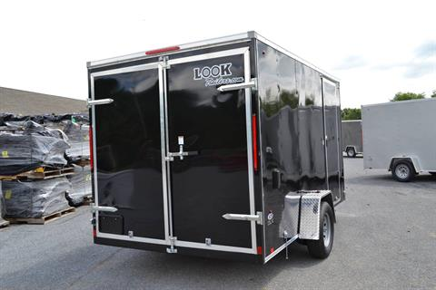 2020 Look Trailers 7X12 STDLX Cargo Trailer Double Door +6 in Harrisburg, Pennsylvania - Photo 9