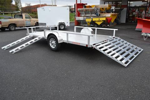 2021 Primo 82x14 Single Axle ATV – Side Load ATV Ramps in Harrisburg, Pennsylvania - Photo 12