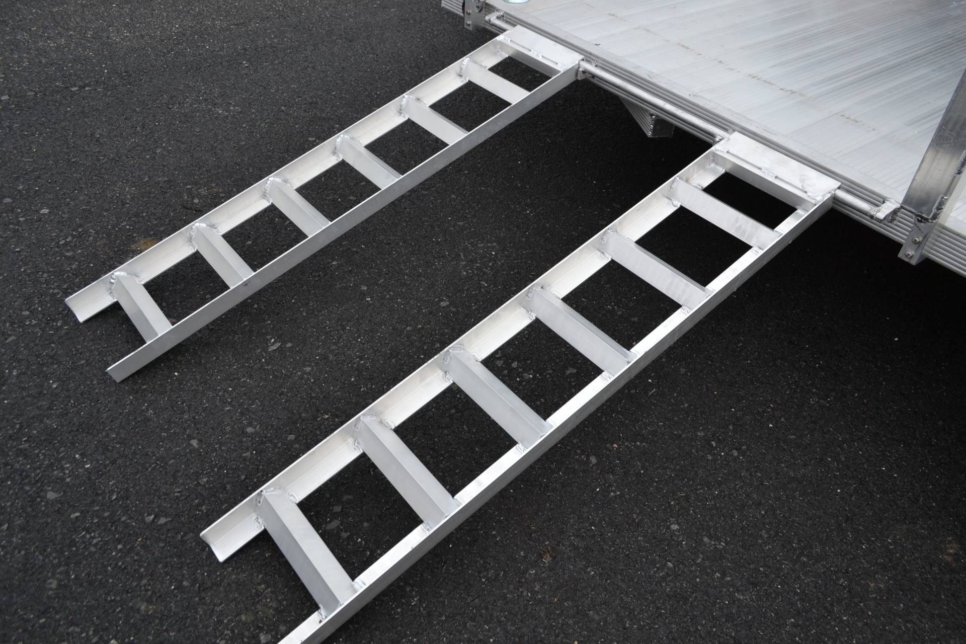 2021 Primo 82x14 Single Axle ATV – Side Load ATV Ramps in Harrisburg, Pennsylvania - Photo 13