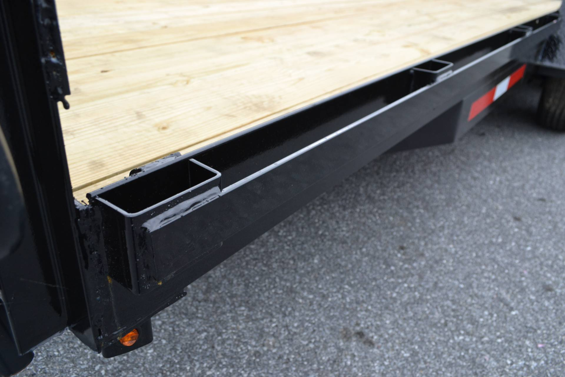 2020 TWF MFG 7X18 NNT Equipment Trailer 10K LED in Harrisburg, Pennsylvania - Photo 4