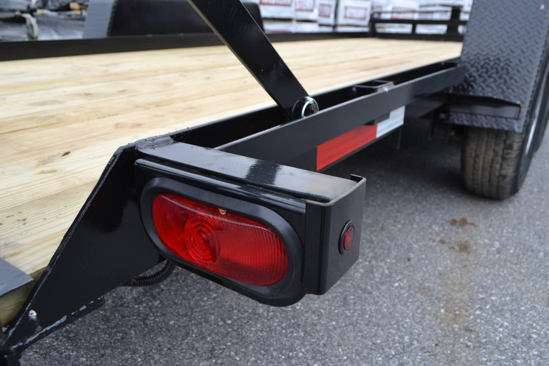 2020 TWF MFG 7X18 NNT Equipment Trailer 10K LED in Harrisburg, Pennsylvania - Photo 8