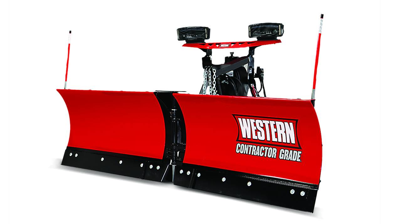 2020 Western Snowplows MVP Plus Poly in Harrisburg, Pennsylvania - Photo 1