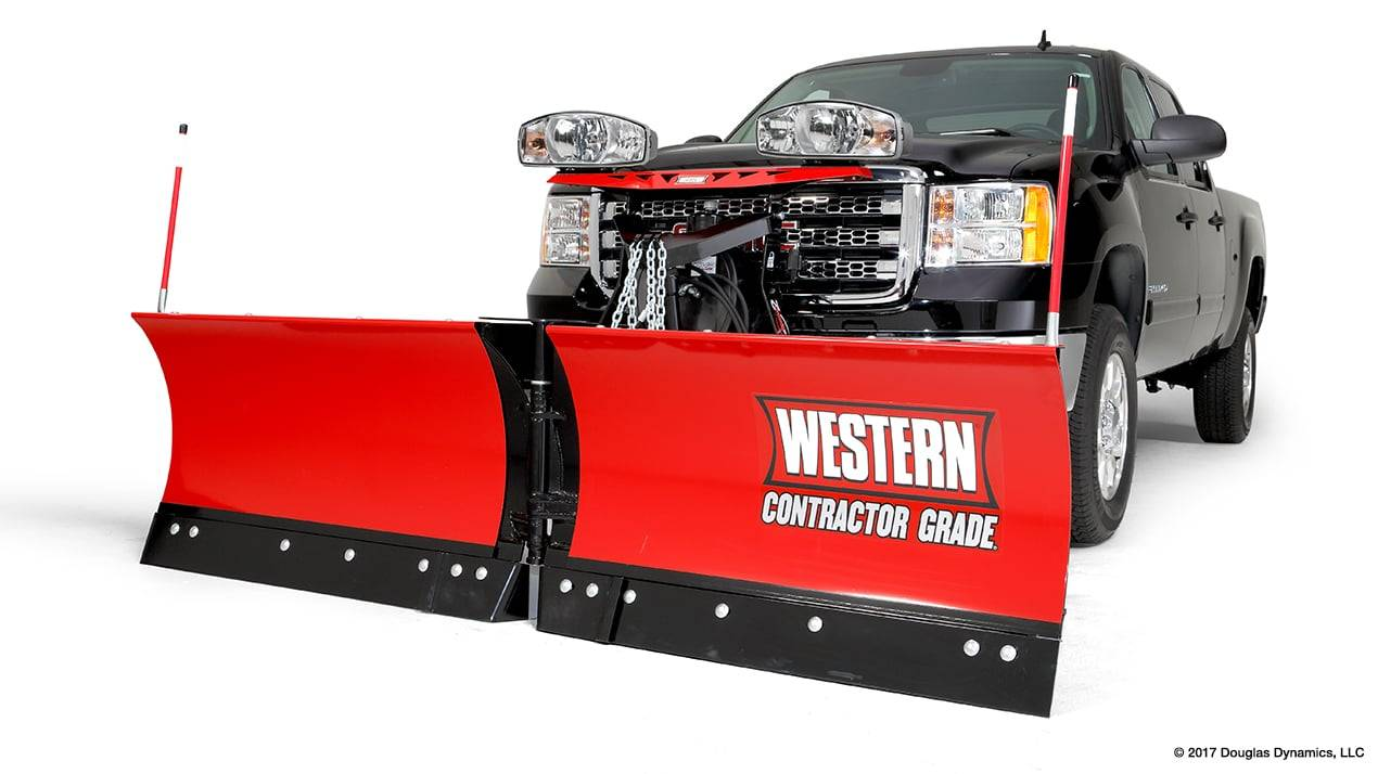 2020 Western Snowplows MVP Plus Poly in Harrisburg, Pennsylvania - Photo 3