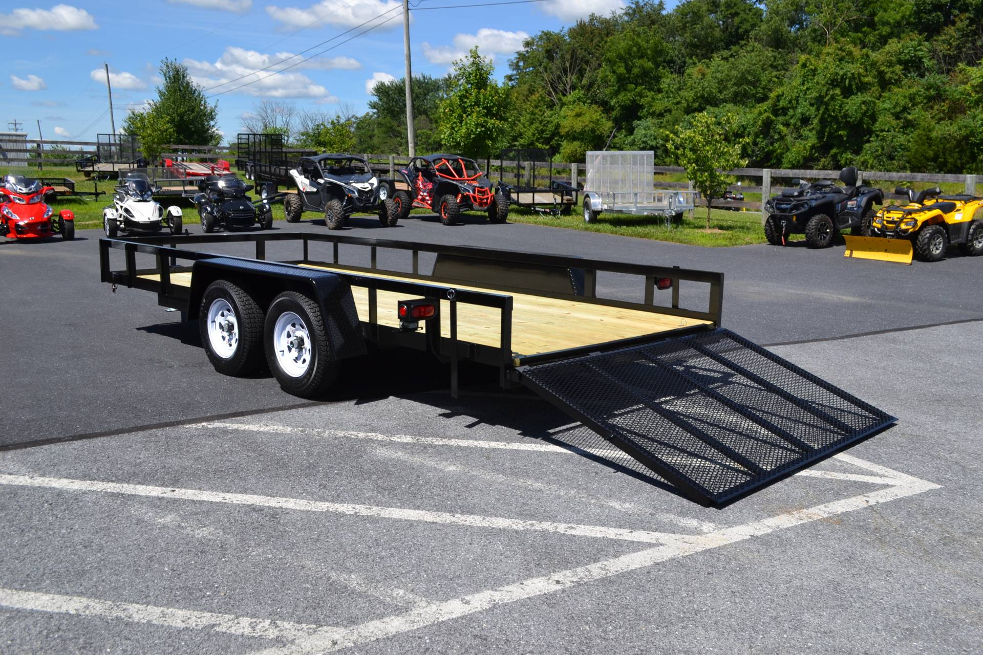 2019 TWF MFG 16X82 NNT Utility Trailer in Harrisburg, Pennsylvania - Photo 2