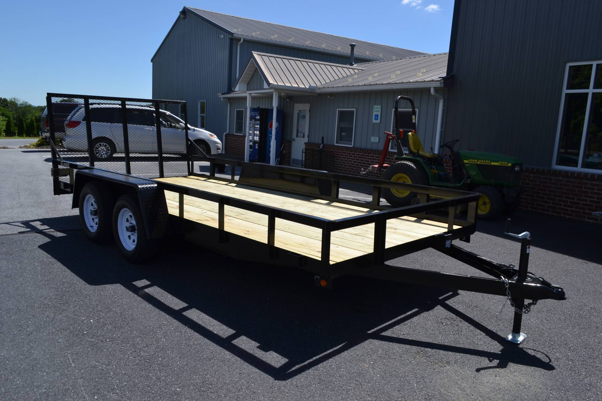 2019 TWF MFG 16X82 NNT Utility Trailer in Harrisburg, Pennsylvania - Photo 4