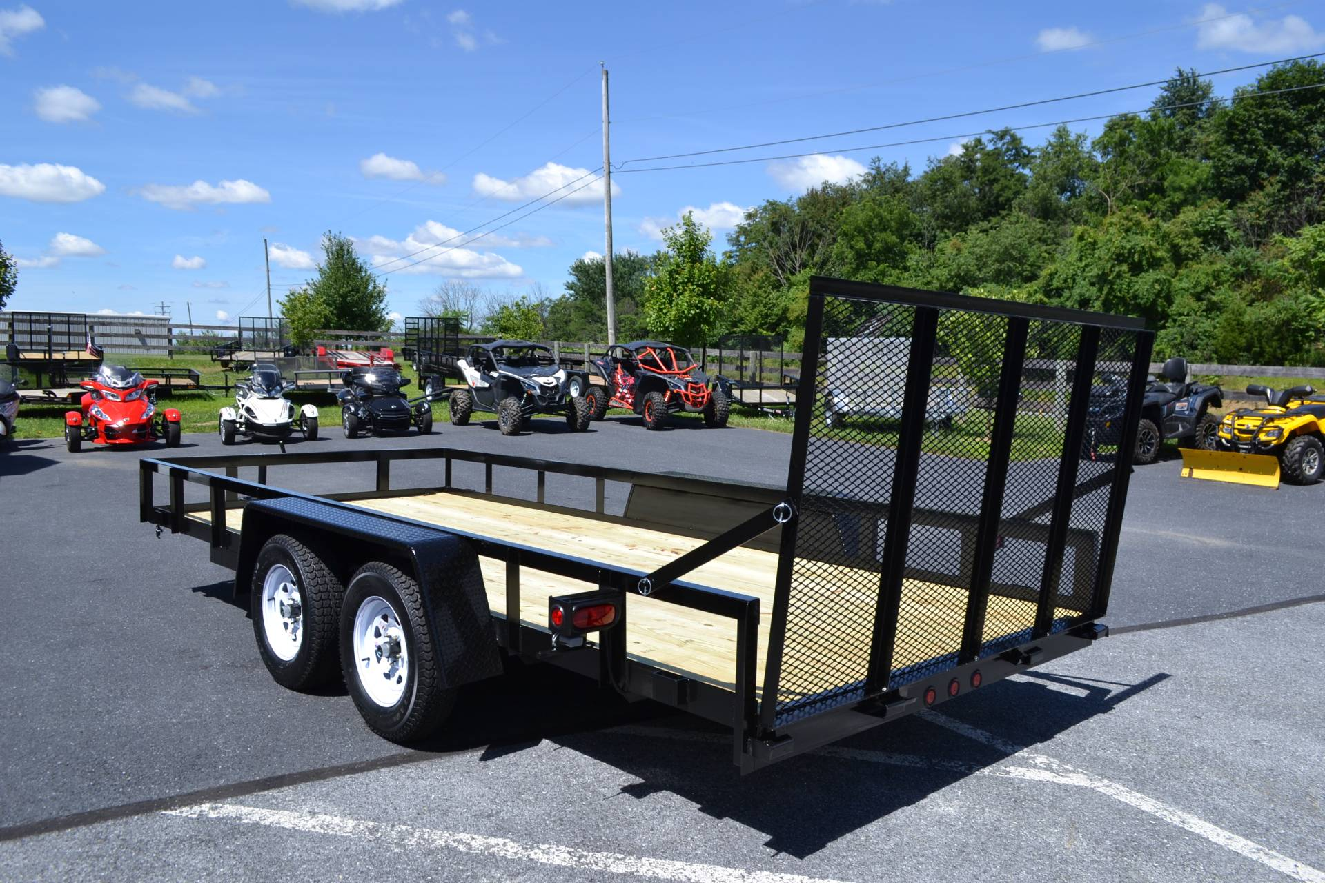 2019 TWF MFG 16X82 NNT Utility Trailer in Harrisburg, Pennsylvania - Photo 8