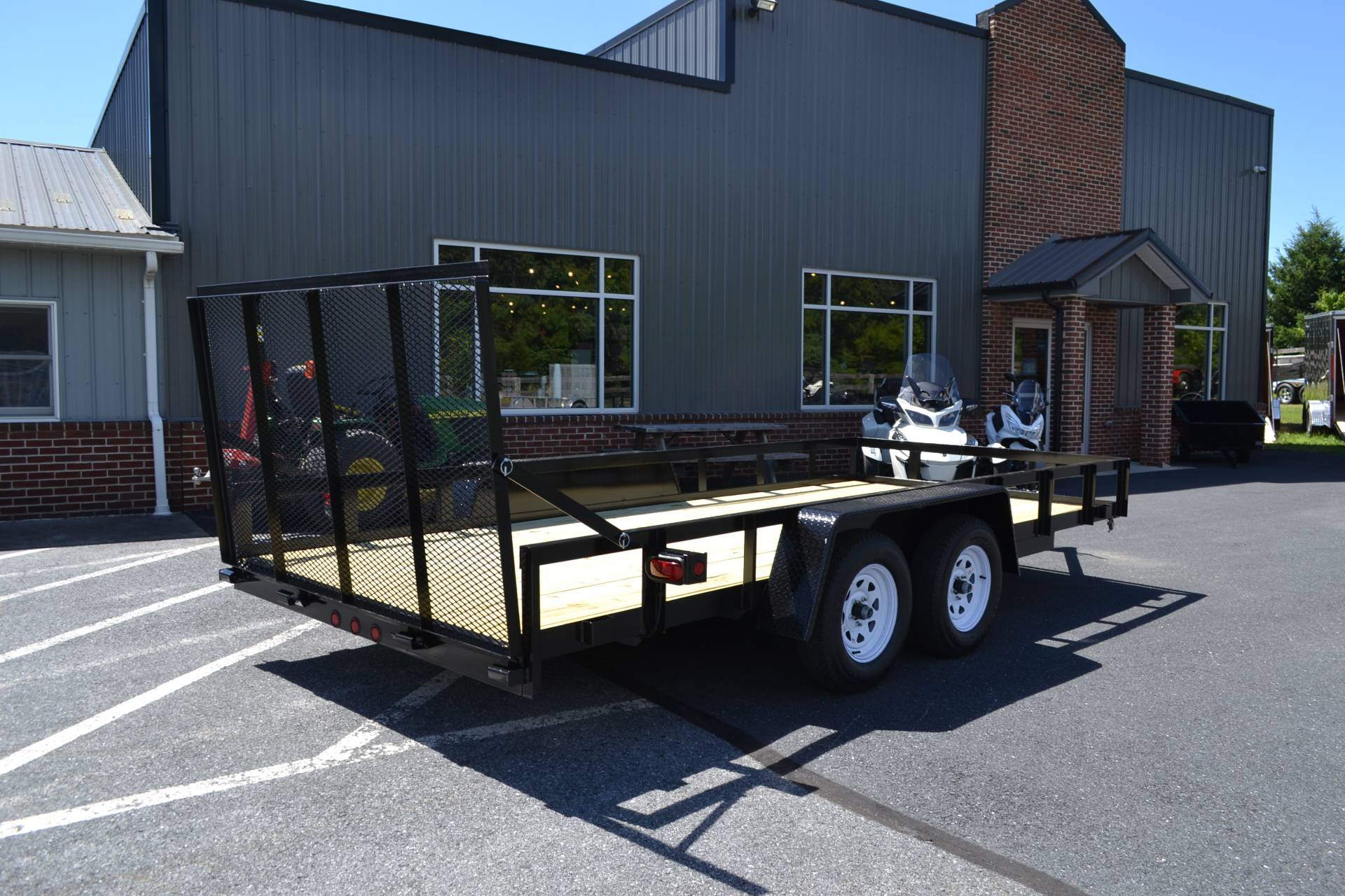 2019 TWF MFG 16X82 NNT Utility Trailer in Harrisburg, Pennsylvania - Photo 9