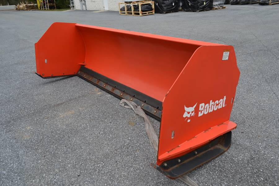 USED UNITS Used 10' Bobcat Skid Steer Box Pusher 1 in Harrisburg, Pennsylvania - Photo 1
