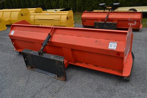 USED UNITS Used 10' Bobcat Skid Steer Box Pusher 1 in Harrisburg, Pennsylvania - Photo 2