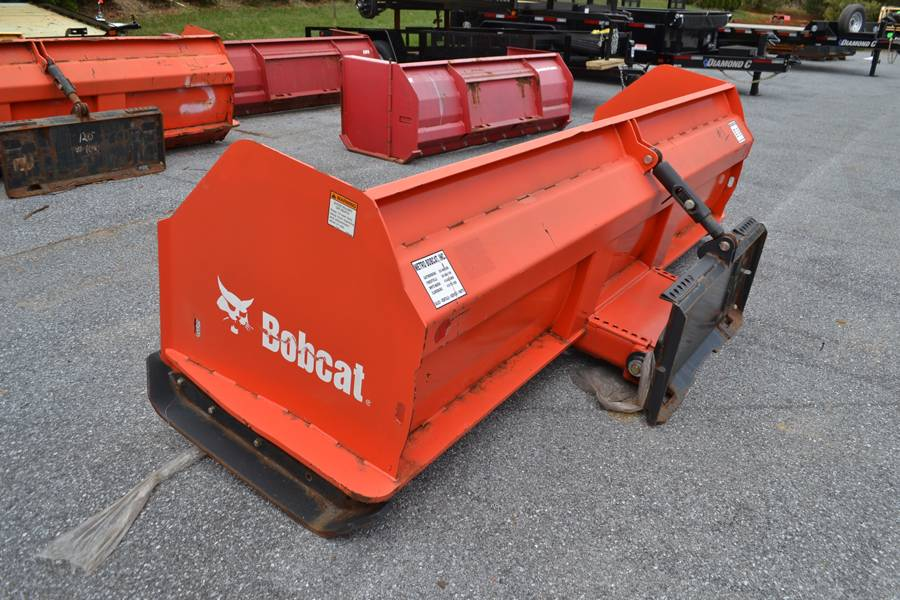 USED UNITS Used 10' Bobcat Skid Steer Box Pusher 1 in Harrisburg, Pennsylvania - Photo 3