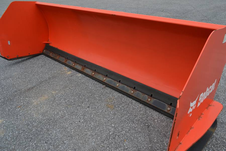 USED UNITS Used 10' Bobcat Skid Steer Box Pusher 1 in Harrisburg, Pennsylvania - Photo 5