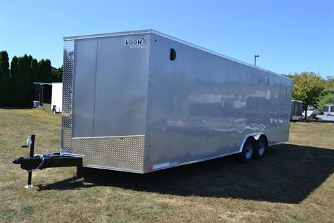 2020 Look Trailers 8.5X24 EWLC Cargo Trailer Ramp ET-10K+6 in Harrisburg, Pennsylvania - Photo 1