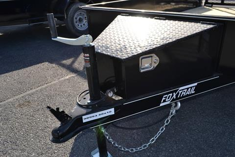 2021 Fox Trail 5.5x10 Utility Trailer SS in Harrisburg, Pennsylvania - Photo 3