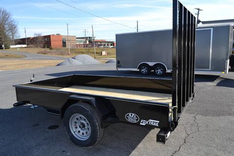 2021 Fox Trail 5.5x10 Utility Trailer SS in Harrisburg, Pennsylvania - Photo 12
