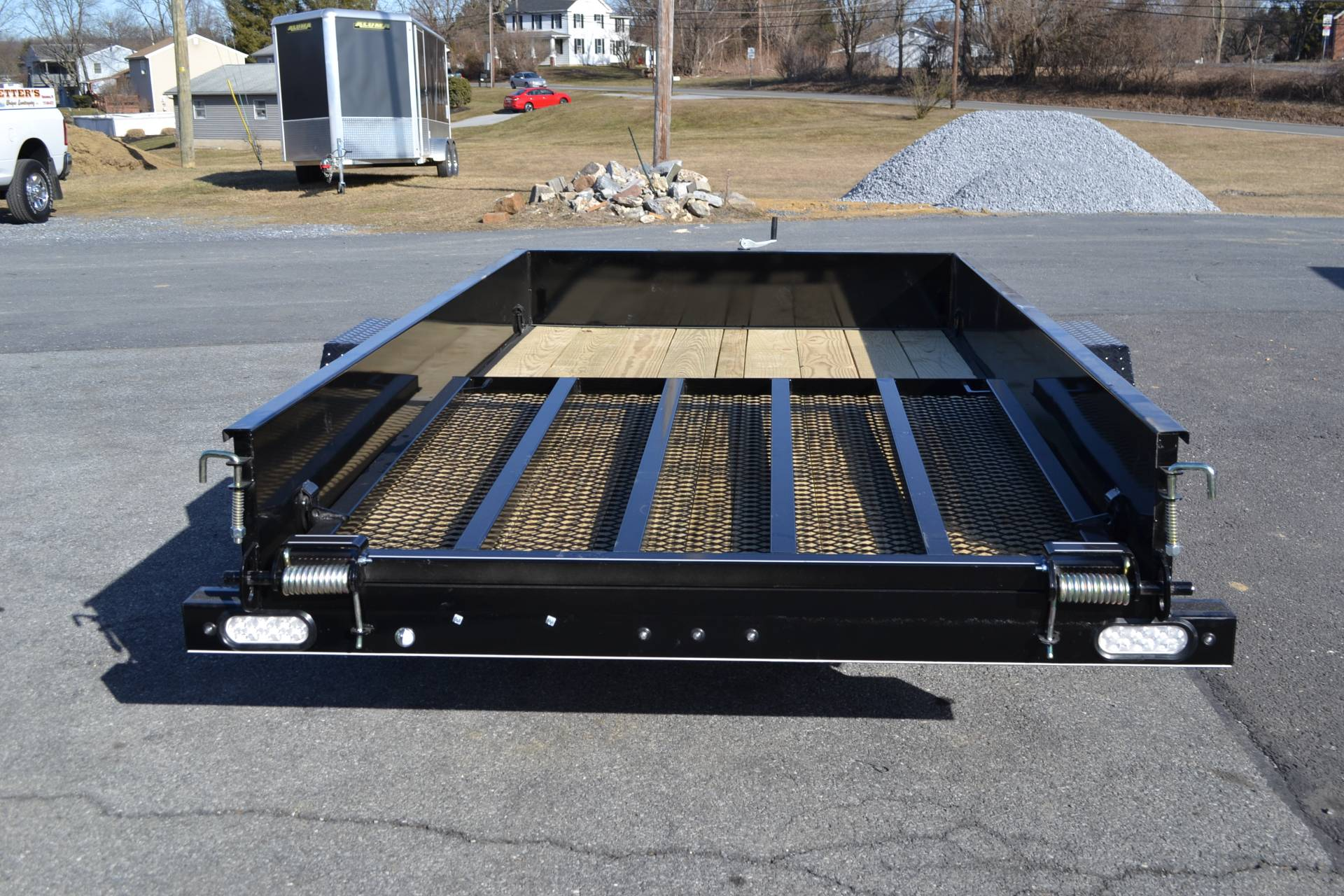 2021 Fox Trail 5.5x10 Utility Trailer SS in Harrisburg, Pennsylvania - Photo 17