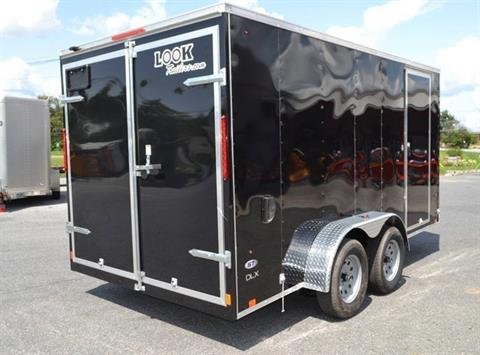 2020 Look Trailers 7X14 STDLX Cargo Trailer Double Door ET in Harrisburg, Pennsylvania - Photo 3