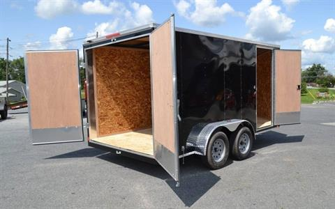2020 Look Trailers 7X14 STDLX Cargo Trailer Double Door ET in Harrisburg, Pennsylvania - Photo 4