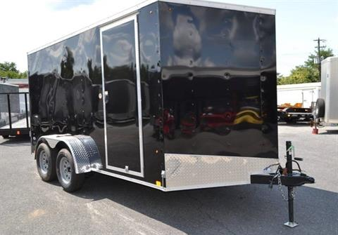 2020 Look Trailers 7X14 STDLX Cargo Trailer Double Door ET in Harrisburg, Pennsylvania - Photo 6
