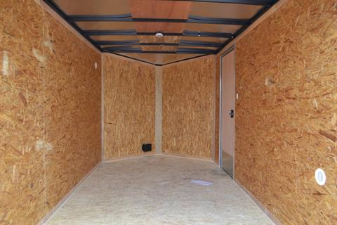 2020 Look Trailers 7X12 STDLX Cargo Trailer Double Door +6 in Harrisburg, Pennsylvania - Photo 10