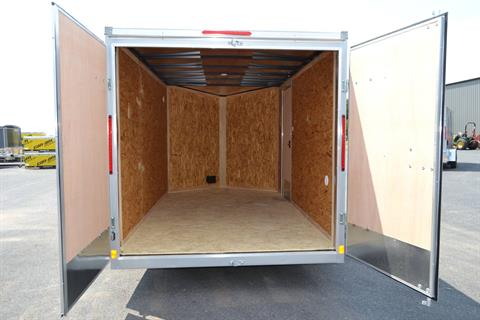 2020 Look Trailers 7X12 STDLX Cargo Trailer Double Door +6 in Harrisburg, Pennsylvania - Photo 11
