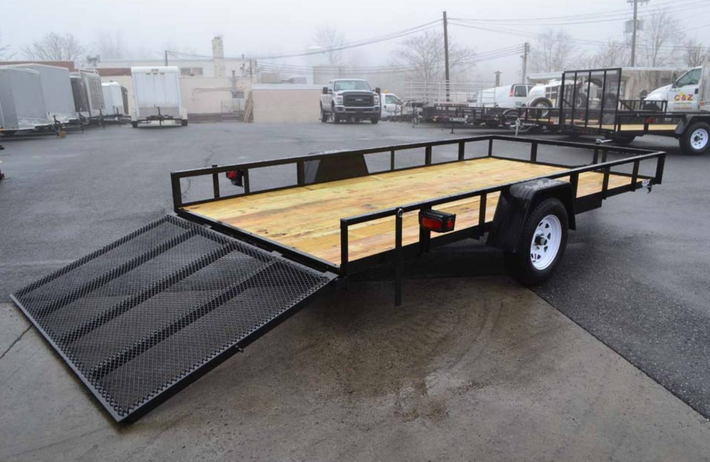2019 TWF MFG 14X82 NNT Utility Trailer in Harrisburg, Pennsylvania - Photo 3