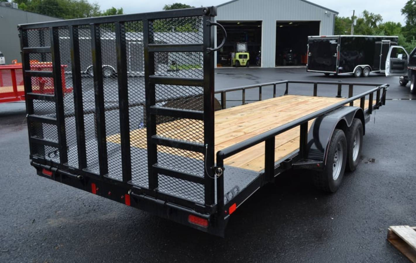 2018 Diamond C 20X82 14TUT Utility Trailer Dovetail in Harrisburg, Pennsylvania - Photo 5