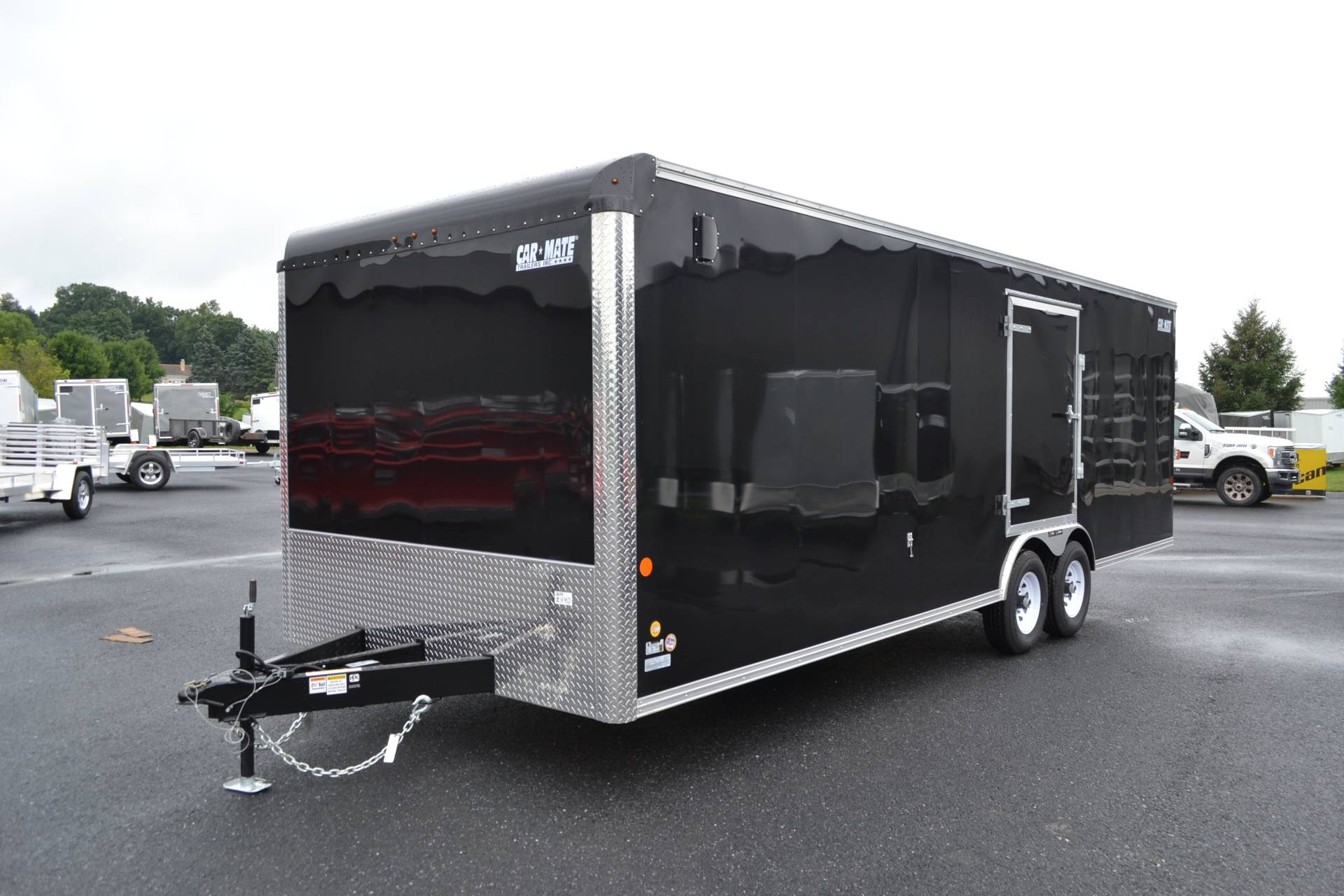 2020 Car Mate Trailers 8x24 Custom Car Trailer 10K -GD in Harrisburg, Pennsylvania - Photo 1