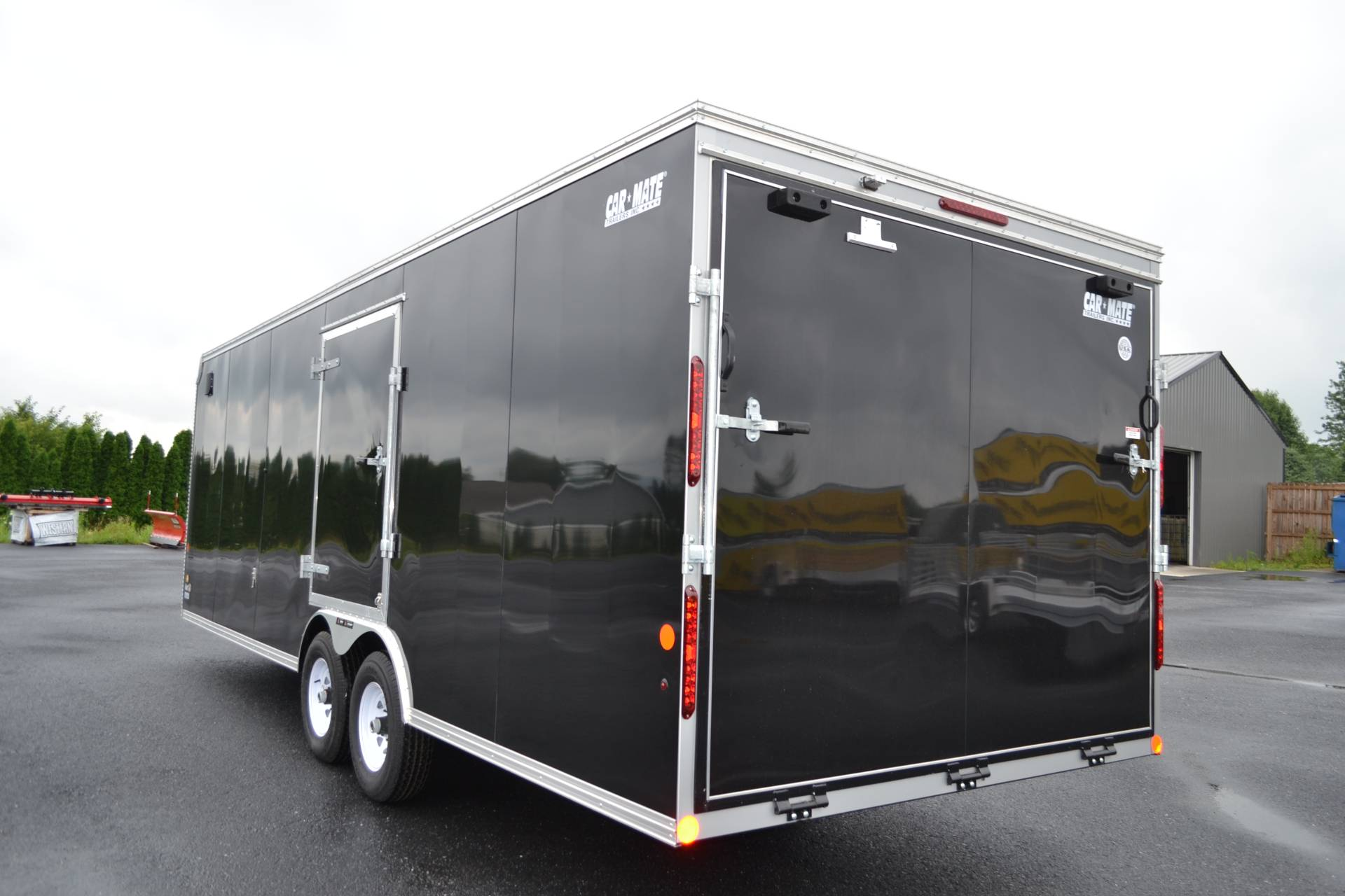 2020 Car Mate Trailers 8x24 Custom Car Trailer 10K -GD in Harrisburg, Pennsylvania - Photo 13