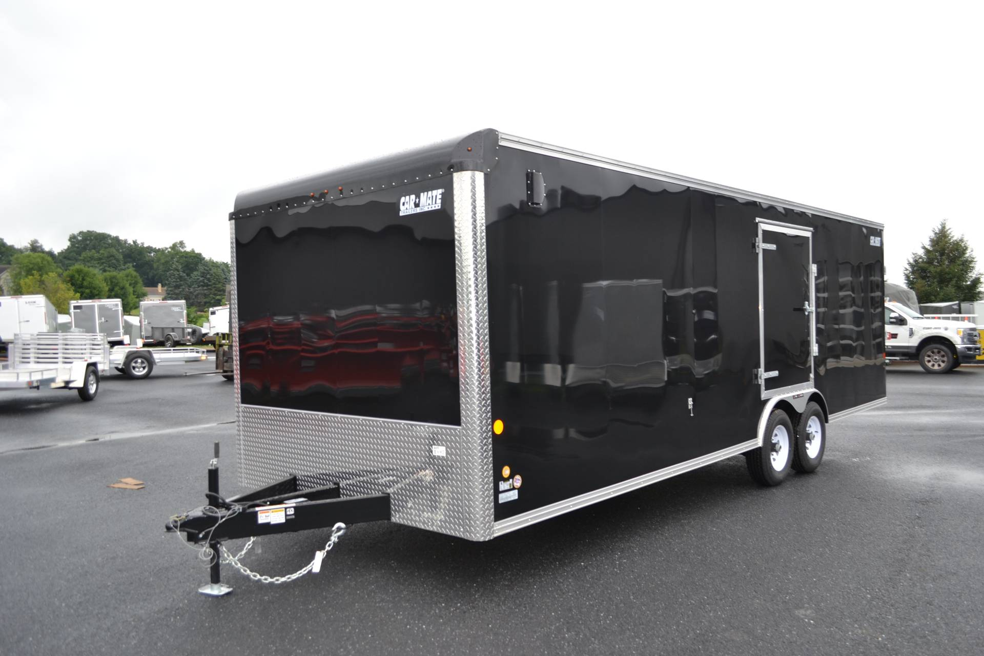 2020 Car Mate Trailers 8x24 Custom Car Trailer 10K -GD in Harrisburg, Pennsylvania - Photo 15
