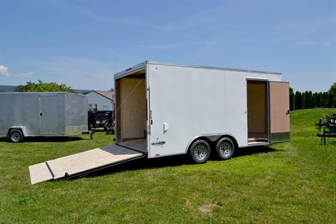 2021 Look Trailers 8.5X16 EWLC Cargo Trailer Ramp ET 7K in Harrisburg, Pennsylvania - Photo 6