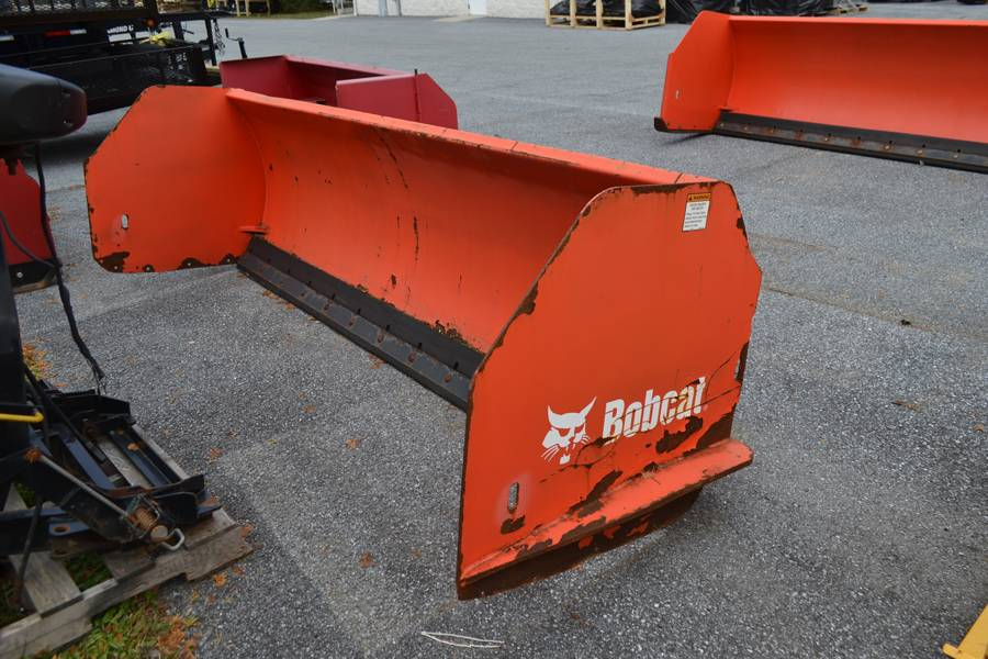 USED UNITS Used 10' Bobcat Skid Steer Box Pusher #2 in Harrisburg, Pennsylvania - Photo 1