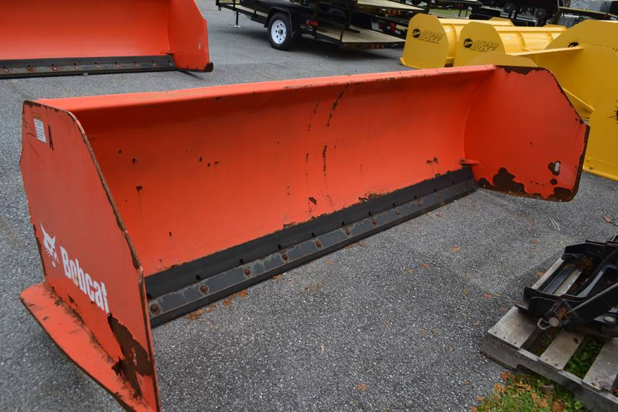 USED UNITS Used 10' Bobcat Skid Steer Box Pusher #2 in Harrisburg, Pennsylvania - Photo 4