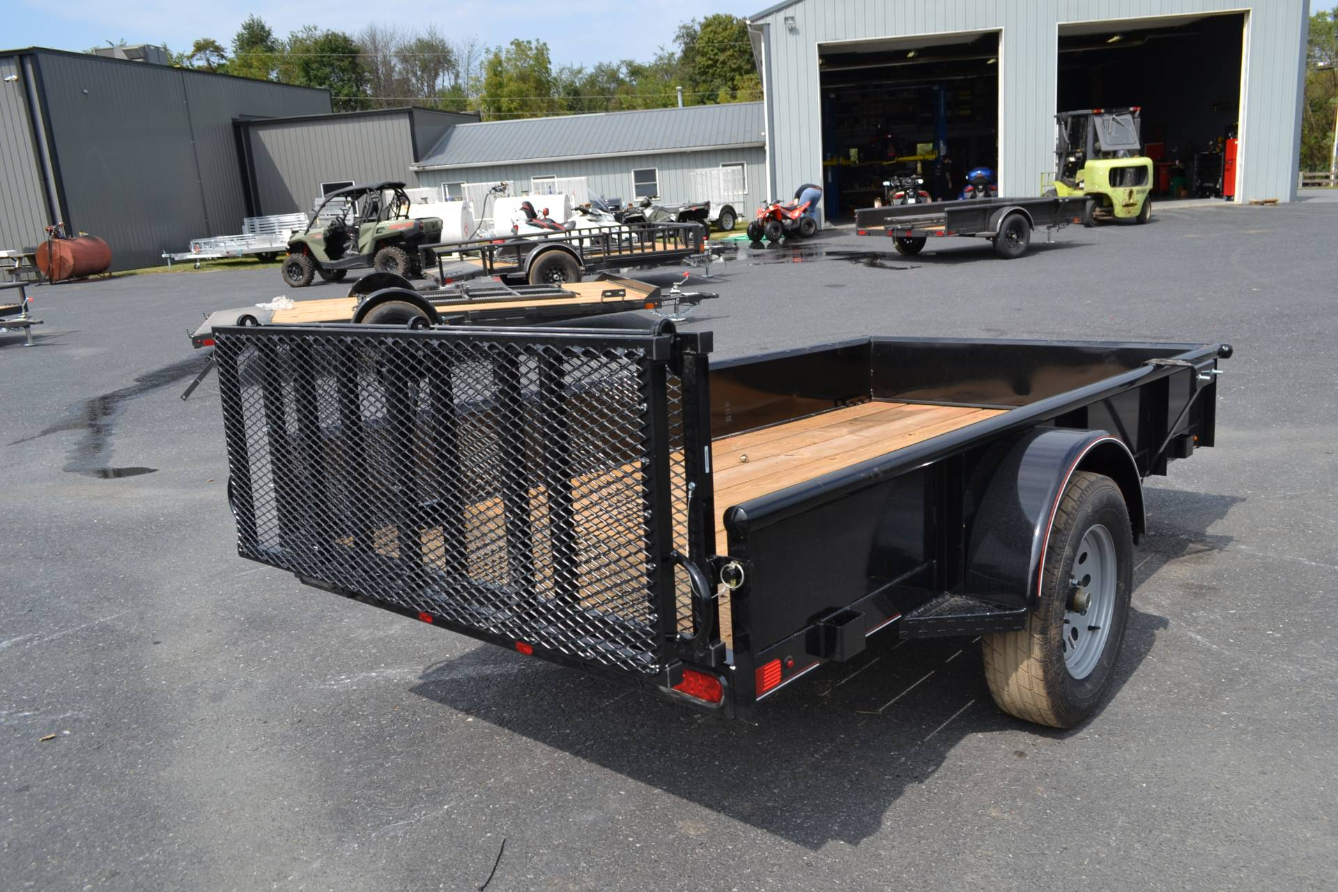 2020 Diamond C 10X60 PSA Utility Trailer SS 3K in Harrisburg, Pennsylvania - Photo 7