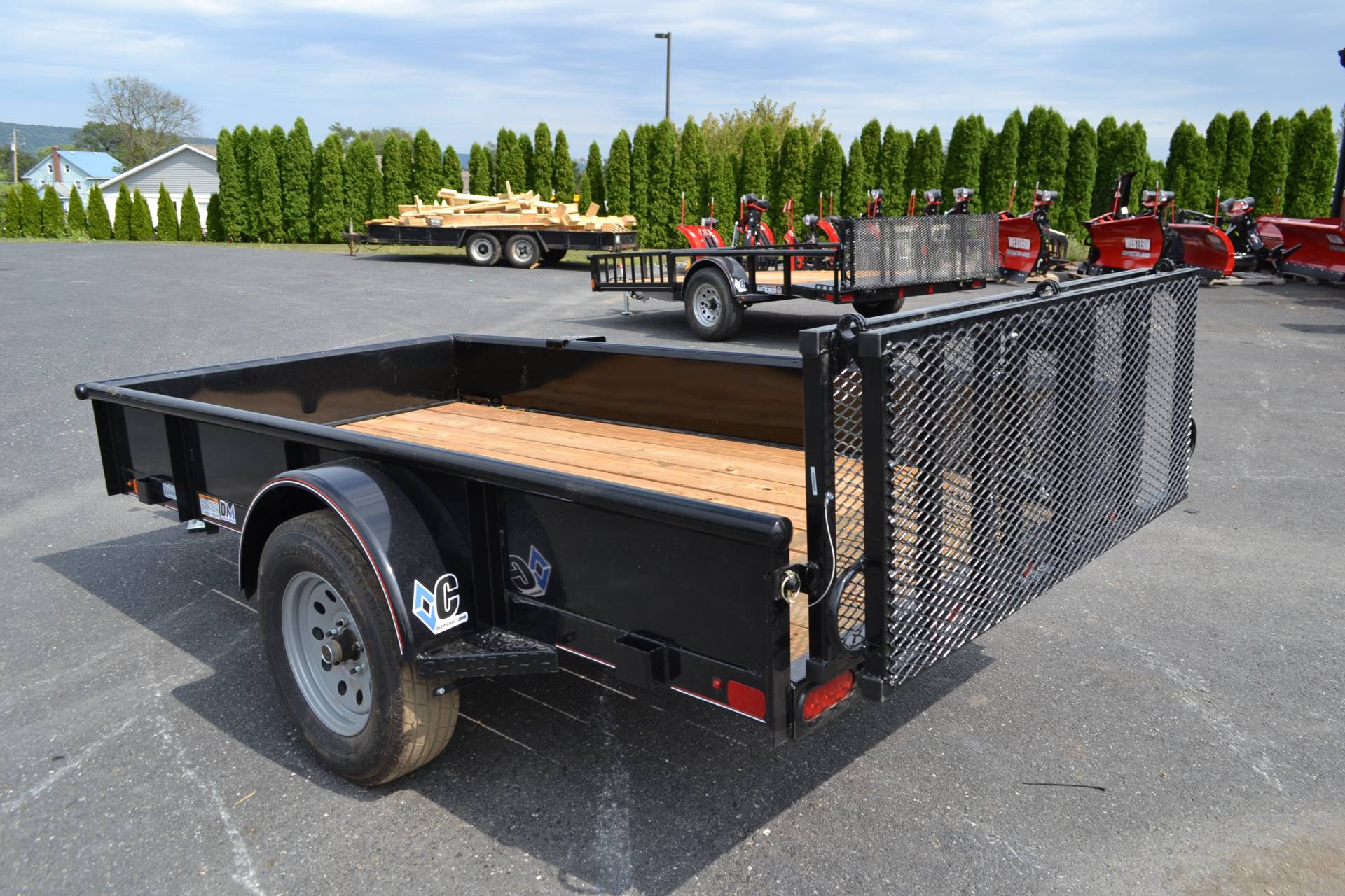 2020 Diamond C 10X60 PSA Utility Trailer SS 3K in Harrisburg, Pennsylvania - Photo 8