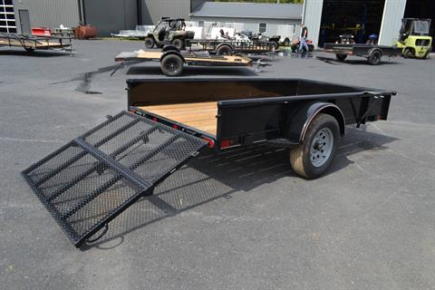 2020 Diamond C 10X60 PSA Utility Trailer SS 3K in Harrisburg, Pennsylvania - Photo 10