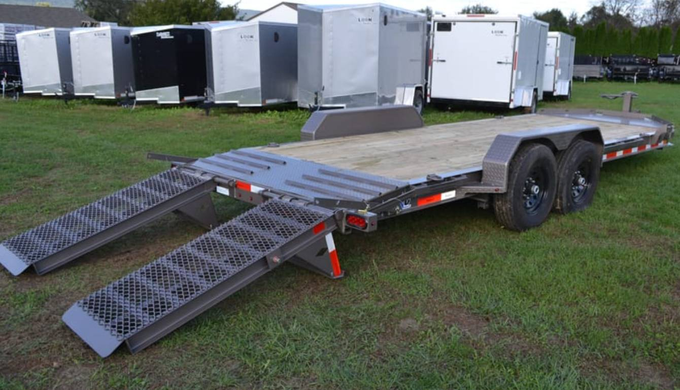 2019 Diamond C 18X82 19LPX Equipment Trailer XWR in Harrisburg, Pennsylvania - Photo 7
