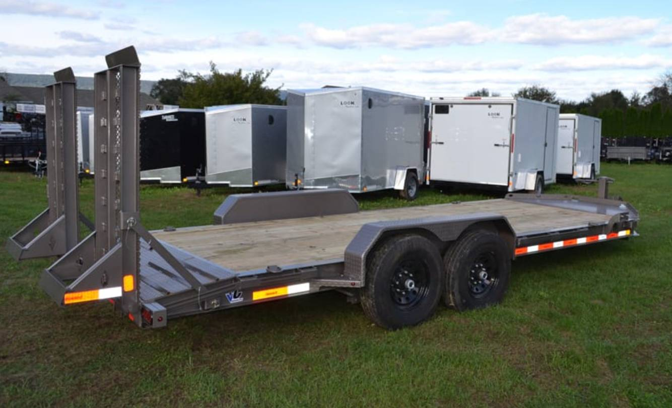 2019 Diamond C 18X82 19LPX Equipment Trailer XWR in Harrisburg, Pennsylvania - Photo 8