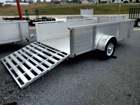 2021 Primo 72x12 Single Axle Utility - 26 High Solid Side in Harrisburg, Pennsylvania - Photo 14