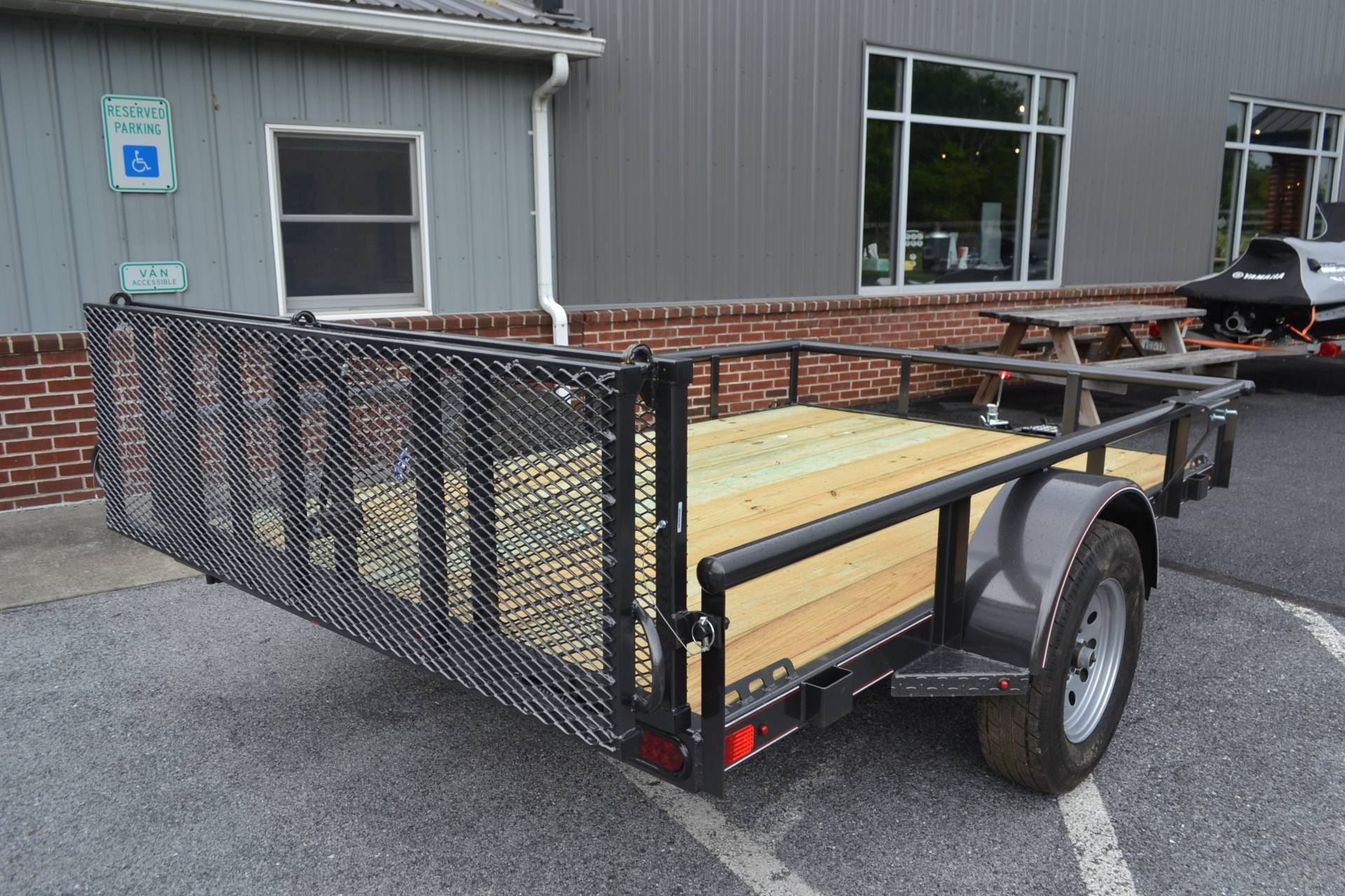 2021 Diamond C 10X77 PSA Utility Trailer 3K in Harrisburg, Pennsylvania - Photo 2