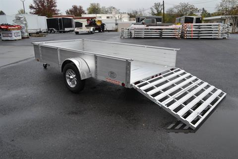 2022 Primo 72x12 Single Axle Utility - 16 High Solid Side in Harrisburg, Pennsylvania - Photo 12
