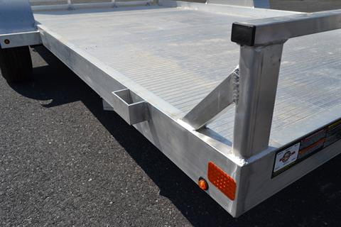 2020 Carry-On Trailers 6.5x12 AGA Aluminum Utility Trailer 2K in Harrisburg, Pennsylvania - Photo 5