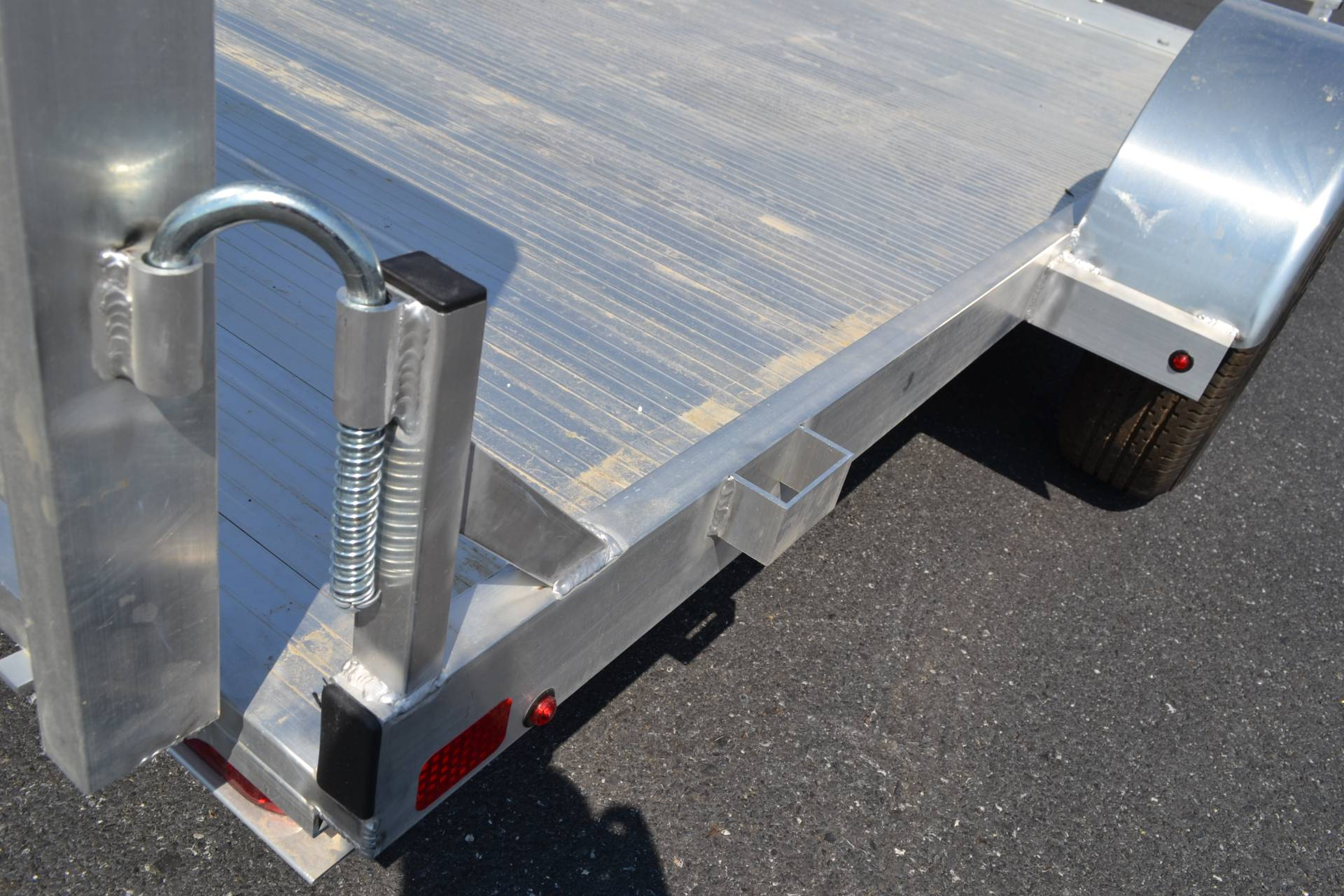 2020 Carry-On Trailers 6.5x12 AGA Aluminum Utility Trailer 2K in Harrisburg, Pennsylvania - Photo 7