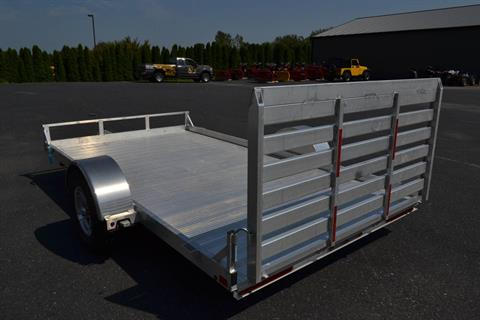 2020 Carry-On Trailers 6.5x12 AGA Aluminum Utility Trailer 2K in Harrisburg, Pennsylvania - Photo 9